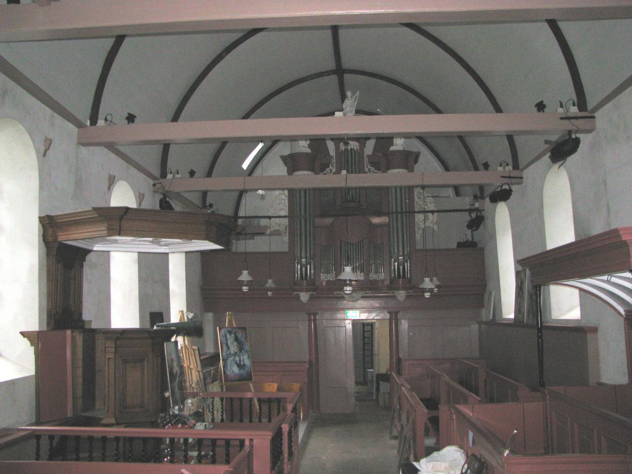 Expositie Kerkje in Wier