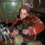 Koe - Zjene en hond Fabio